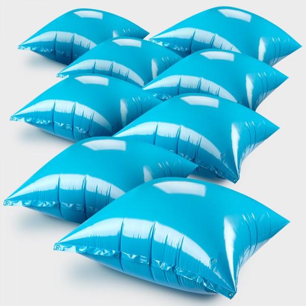 Pool-Luftkissen aus PVC 8er-Pack