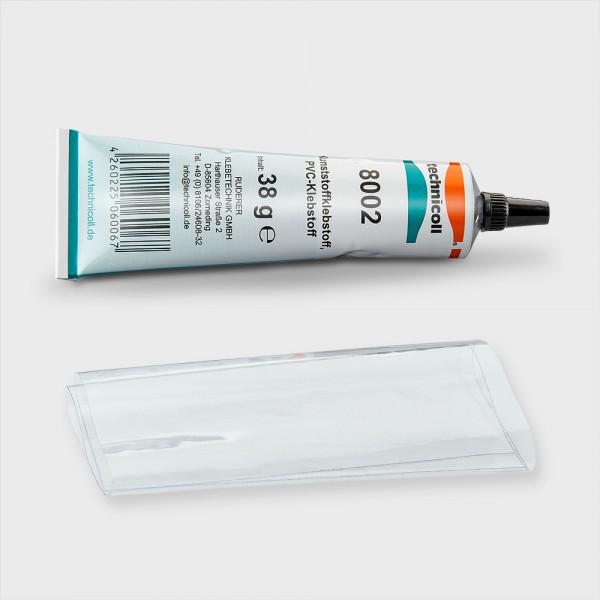 Folien-Reparaturset mit transparenter Folie