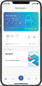 Blue Connect App