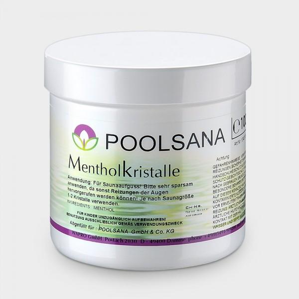 Saunaaufguss POOLSANA Mentholkristalle 100 g