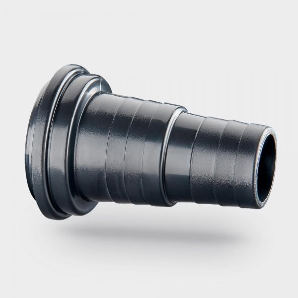 Anschlussstück mit Schlauchanschluss 32/38 mm