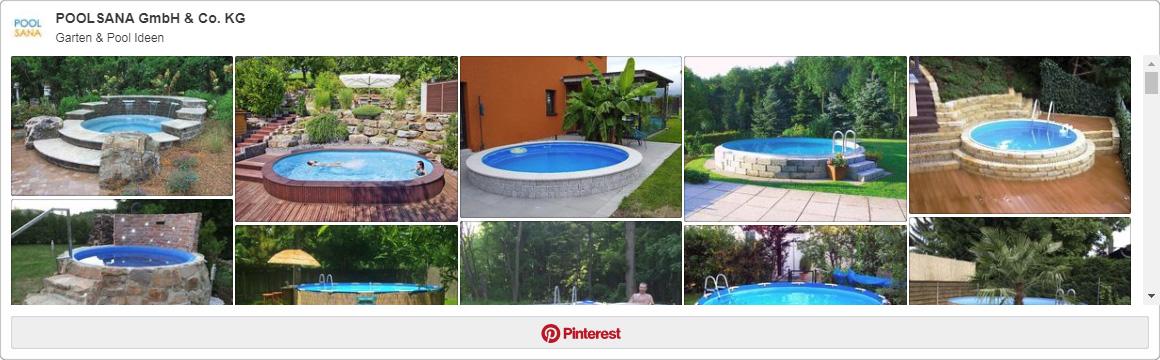Pflanzen Steine Oder Holz Gestaltungsideen Fur Ihren Swimmingpool