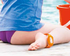 Pool-Alarm No Stress