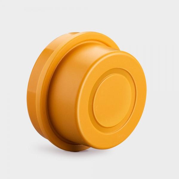Lampenseitiger Blindstopfen (klein) orange