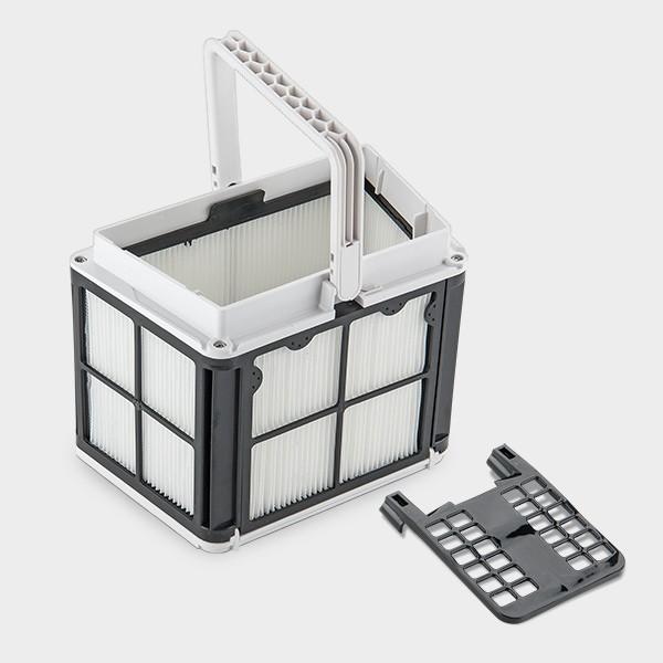 Filterkorb Universal mit Kartuscheneinsätzen
