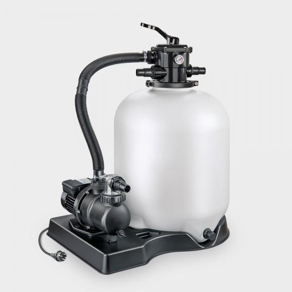 Sandfilteranlage POOLSANA Plus 500/Pump 100