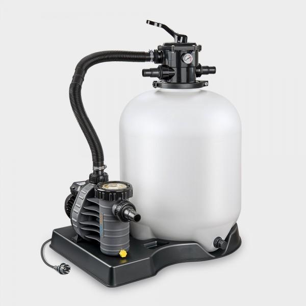 Sandfilteranlage Pro 500/AquaPlus 8 POOLSANA-Edition anthrazit