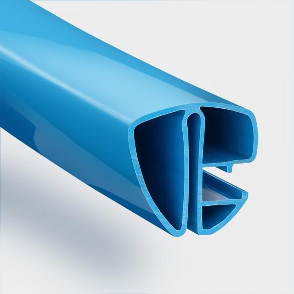 Kompletter Satz POOLSANA Kombi-Spezialhandlauf für Rundbecken | Farbe: Blau