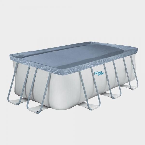 Pool-Abdeckplane für Frame Pool 400 x 200 cm