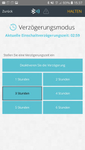 App-Steuerung Dolphin Poolstyle 40i