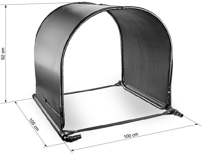 solar filterhaus set mit solar bypassventil und schlauch. Black Bedroom Furniture Sets. Home Design Ideas