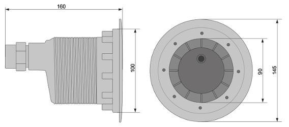 Abmessungen Compact Einbaunische