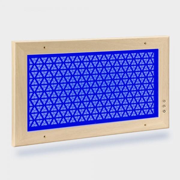 POOLSANA Sauna-Farblichtgerät PLUS mit 90 LEDs