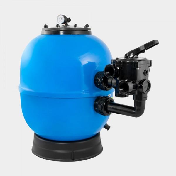 """Polyester-Filterbehälter Ø 600 mm mit 1 1/2"""""""