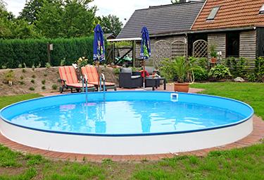 Beliebt Aufbau von Stahlwand-Pools in 9 Schritten | POOLSANA - Der Pool AL78