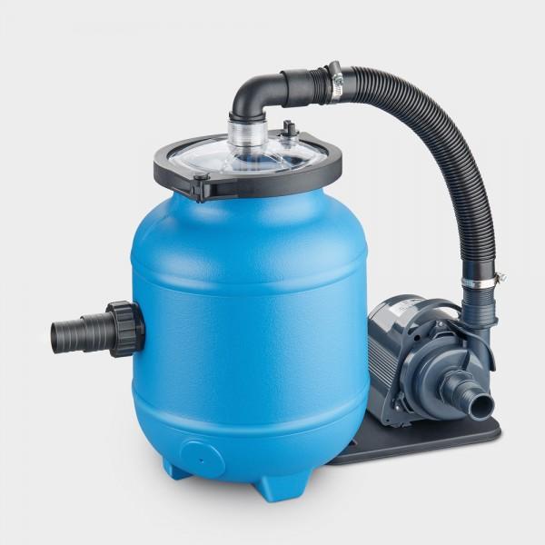 Filteranlage LOONSANA inkl. 420 g Aqualoon