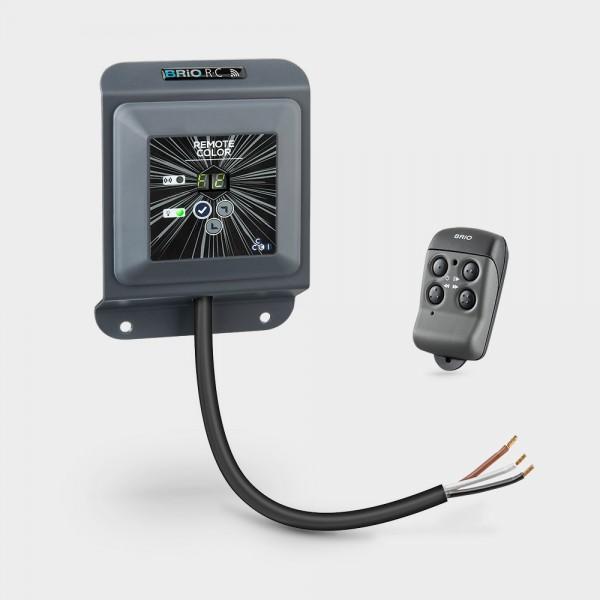 Steuereinheit mit Funkfernbedienung für LED-Lampen POOLSANA PROFI sowie COMPACT Scheinwerfern