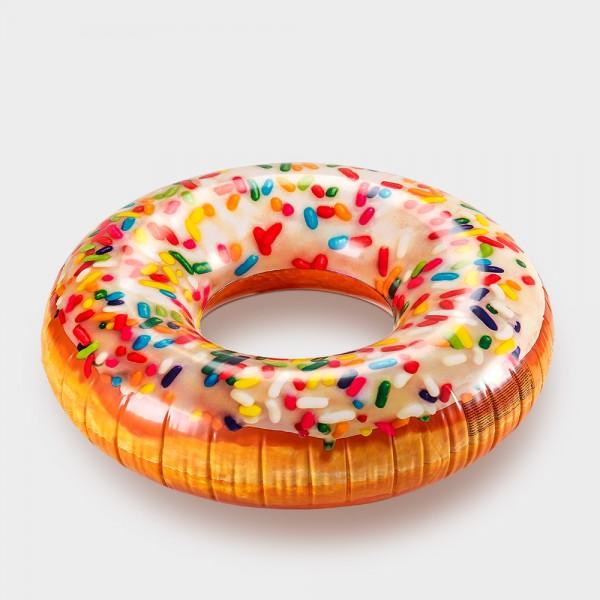 Bestreuter Donut Schwimmreifen
