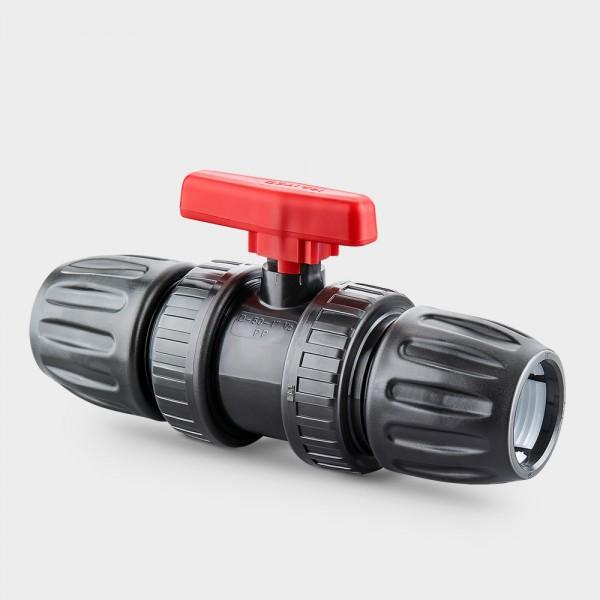 Jasonflex Kugelhahn 50 mm Klemm x Klemm
