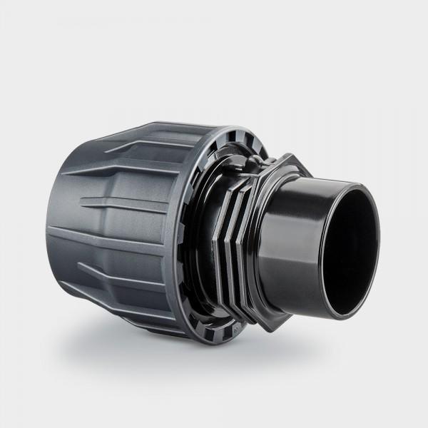 Jasonflex 50 mm Klemm x 50 mm Klebemuffe