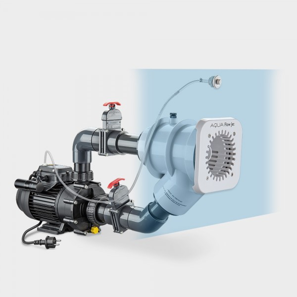 Einbau-Gegenstromanlage POOLSANA Aqua Flow Jet