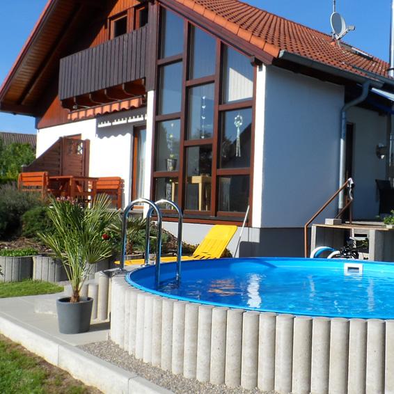 Gestaltungsideen für Pool