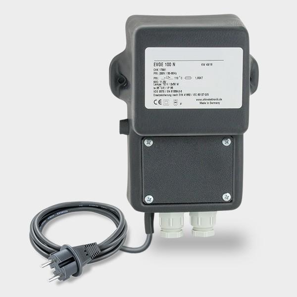 100 VA Sicherheitstrafo für LED Poolbeleuchtung