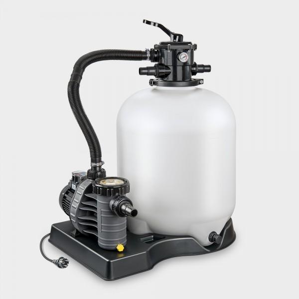 Sandfilteranlage Pro 500/Aqua Vario Plus POOLSANA-Edition anthrazit