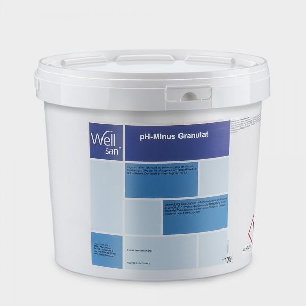 Wellsan pH-Minus 7,5 kg