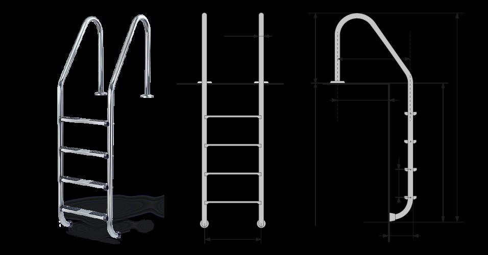 Stahlwand ovalpool poolsana hq mit alu handlauf 7 00 x 3 for Stahlwandbecken aufbau