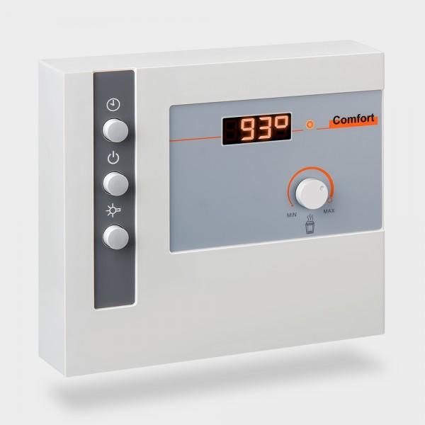 Gewerbliche Saunasteuerung POOLSANA L2 Comfort 15 kW