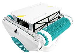 poolroboter dolphin starlux poolreiniger boden wand pool sauger automatisch ebay. Black Bedroom Furniture Sets. Home Design Ideas