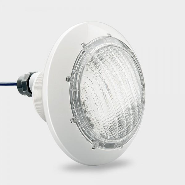 LED Poolscheinwerfer weiß COMPACT 44 W