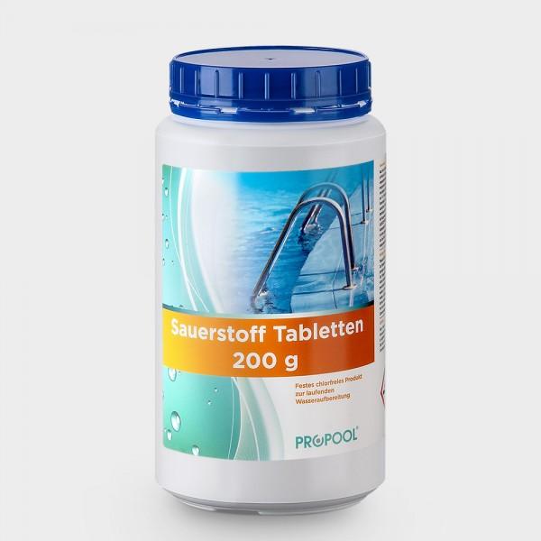 PROPOOL Aktivsauerstoff-Tabletten 1 kg