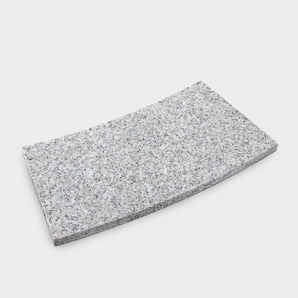 Granit Pool-Randsteine POOLSANA WHITE SARDO BETA