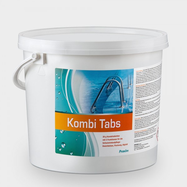 PROPOOL Kombitabs 20g 5 kg