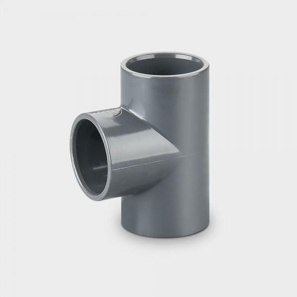 T-Stück 90° 50 mm