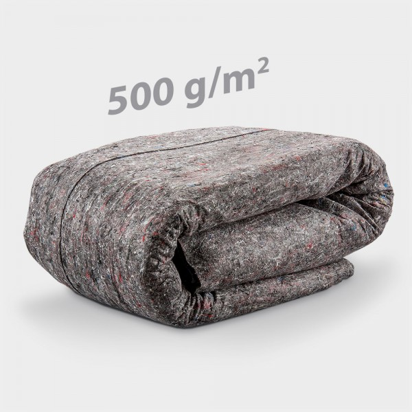 Unterlegvlies PREMIUM Packung III: 28m², Qualität 500 g/m²