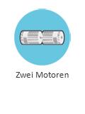 2 Antriebsmotoren