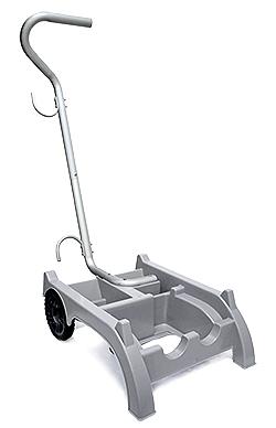 poolroboter aquabot bravo top sauger poolreiniger boden wand poolsauger reiniger ebay. Black Bedroom Furniture Sets. Home Design Ideas
