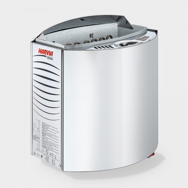 Retoure-Ware/2. Wahl: Bio-Saunaofen Harvia Vega Combi 9 kW 400 V