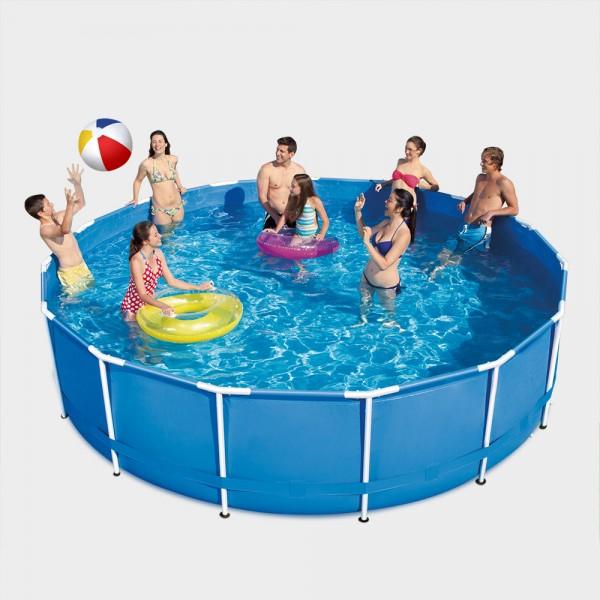 Frame Pool POLE Rund 366 x 91 cm