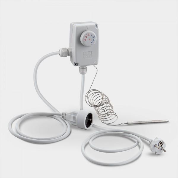 Frostschutz-Thermostatschalter Plug and Play