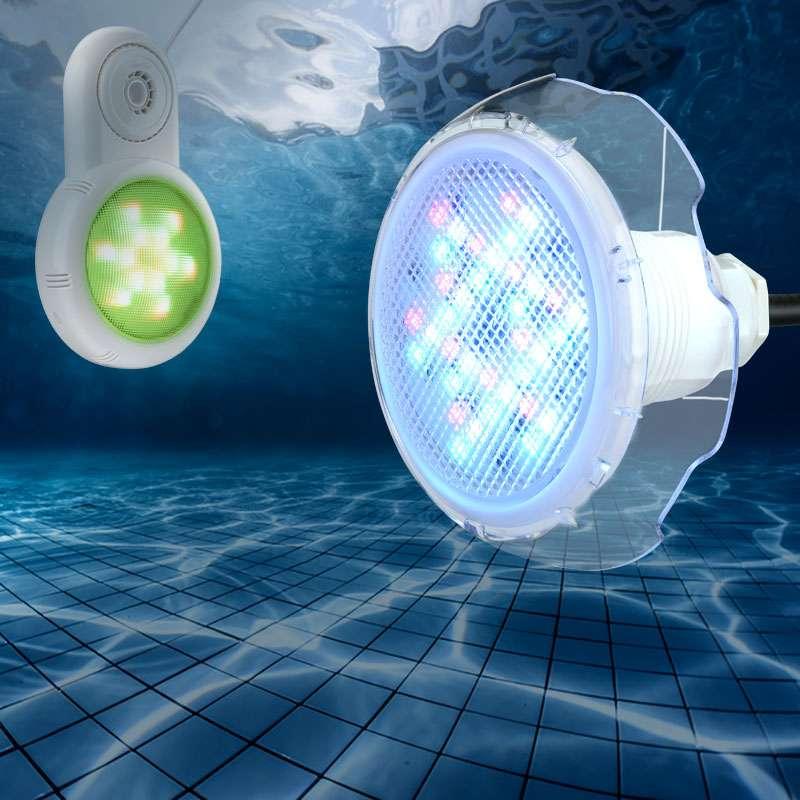 poolbeleuchtung arten unterschiede und die richtige wahl poolsana der pool sauna. Black Bedroom Furniture Sets. Home Design Ideas