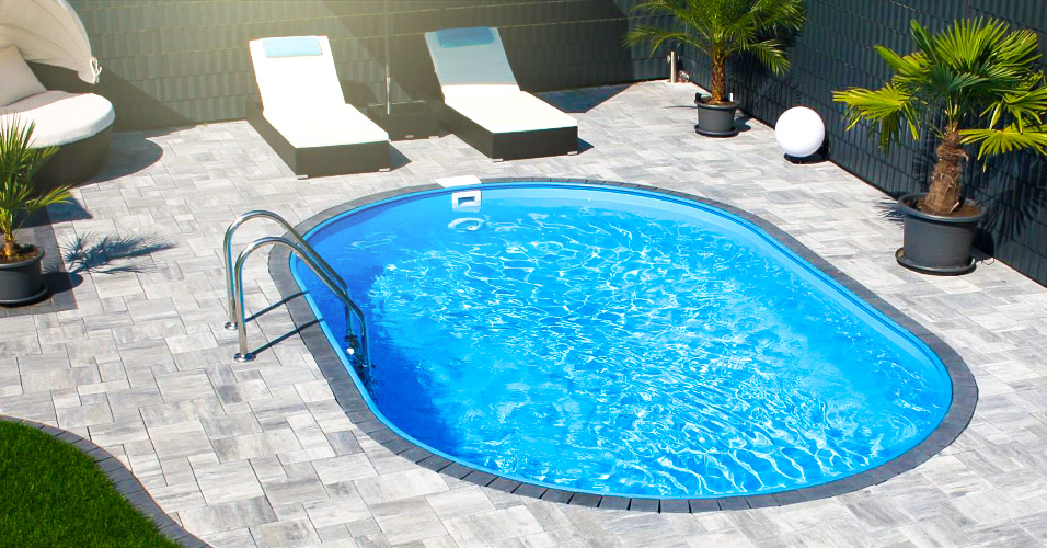 Stahlwand ovalpool poolsana hq 7 00 x 3 50 x 1 50 m promo for Pool aufstellbar
