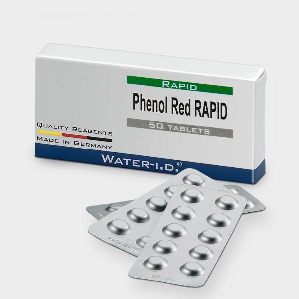Nachfüllpack Phenol Red Rapid für Pooltester / Flexitester
