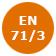 Europäische Norm EN 71/3