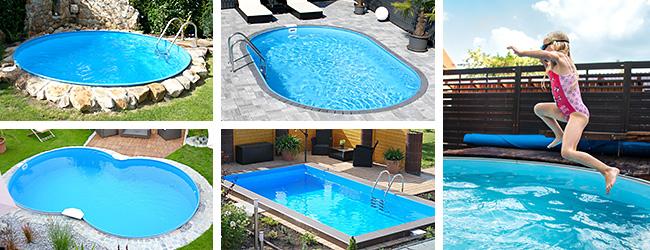 Gut bekannt Pool und Schwimmbecken günstig online bestellen OZ47