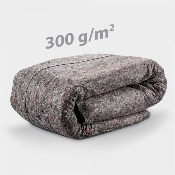 Unterlegvlies Packung I: 15 m², Qualität 300 g/m²