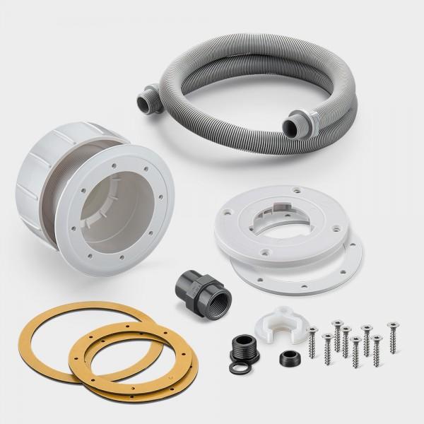 Einbaunische für Unterwasserscheinwerfer COMPACT